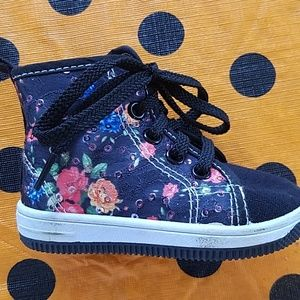 papos Shoes - Girly High tops